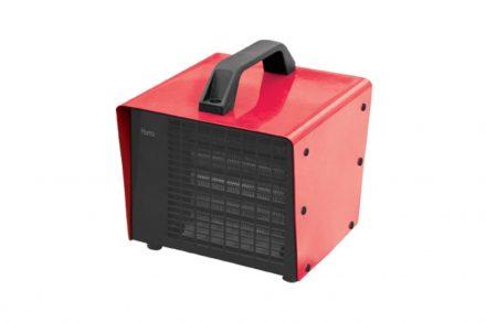 Αερόθερμο δαπέδου 2000W με 2 Επίπεδα Θέρμανσης σε Κόκκινο χρώμα