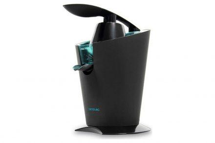 Ηλεκτρικός Αποχυμωτής 160W με ανοξείδωτο φίλτρο σε μαύρο χρώμα