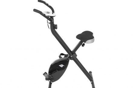 Μαγνητικό Πτυσσόμενο Ποδήλατο Γυμναστικής με ρύθμιση 7 θέσεων