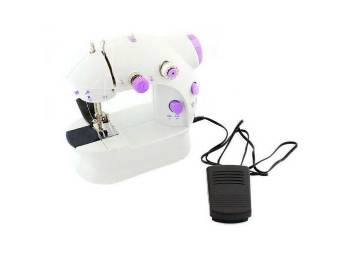 Mini Ηλεκτρική Ραπτομηχανή δύο ταχυτήτων με αξεσουάρ ραπτικής