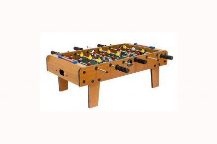 Επιτραπέζιο Ξύλινο Ποδοσφαιράκι με 18 παίκτες