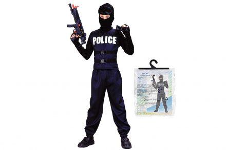 Αποκριάτικη Παιδική Στολή Αστυνομικός Police Ειδικών Αποστολών - Aria Trade