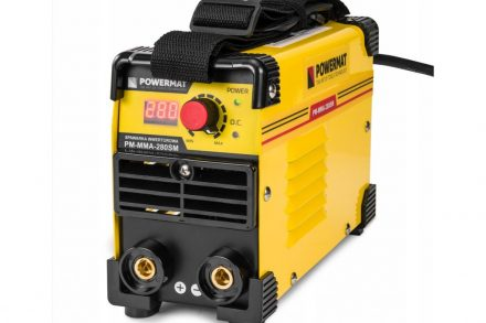 Ηλεκτροκόλληση Inverter 280A 230V IGBT