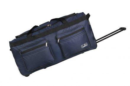 Αθλητική Τσάντα Trolley Ταξιδιού με τηλεσκοπικό χερούλι και ροδάκια