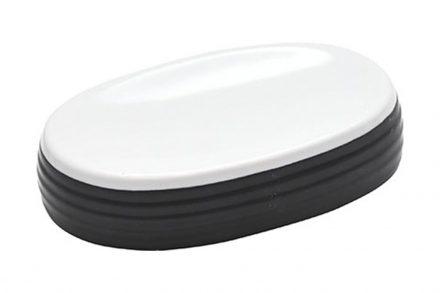 Σαπουνοθήκη για το Μπάνιο με ρίγες σε ασπρόμαυρο χρωματισμό