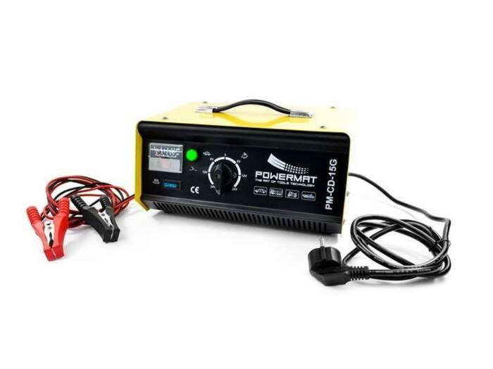 Ηλεκτρικός Φορτιστής Μπαταρίας Αυτοκινήτου
