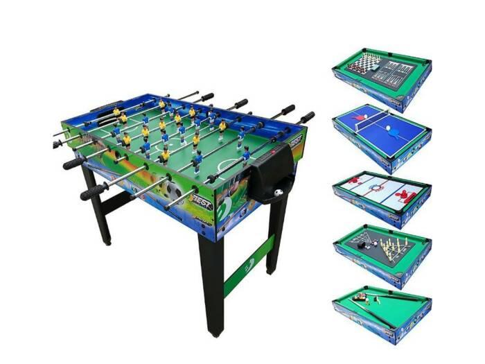 Ξύλινο Επιτραπέζιο παιχνίδι Ποδοσφαιράκι