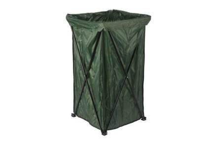Σακούλα απορριμάτων με μεταλλικό σκελετό χωρητικότητας 170L για εξωτερικό χώρο