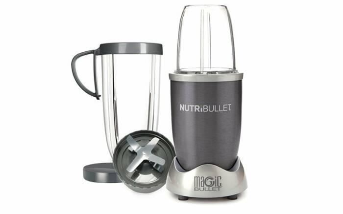 Magic bullet nutri bullet (NUTRIBULLET) Έξυπνος Πολυκόφτης Blender smoothie maker για Smoothies Φρουτοχυμούς