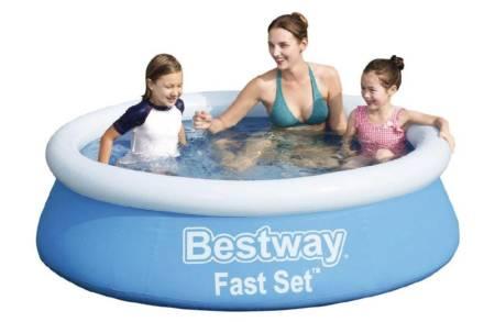 Bestway Φουσκωτή Πισίνα Pool Fast χωρητικότητας 940lt