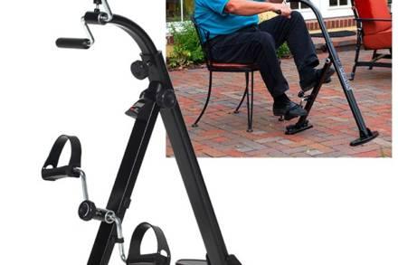 VITARID-R Στατικό Ποδήλατο Γυμναστικής 65x30x10CM