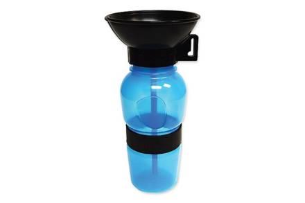 Μπουκάλι νερού για κατοικίδια σε μπλε χρώμα χωρητικότητας 500ml