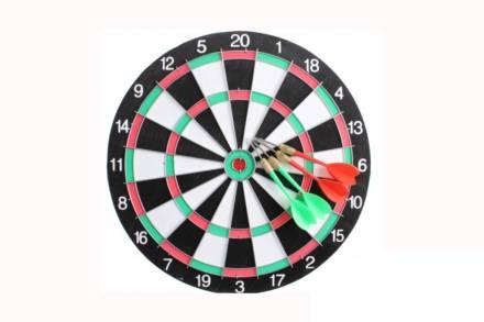 Παιχνίδι στόχος επιτοίχιος με διάμετρο 28