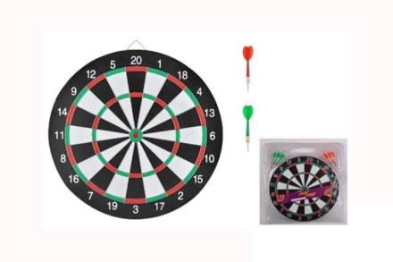 Παιχνίδι στόχος επιτοίχιος με διάμετρο 24cm