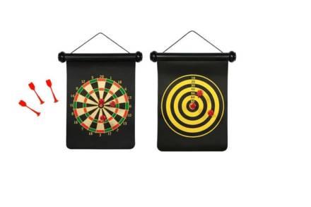 Μαγνητικός Στόχος Δύο Όψεων με Βελάκια