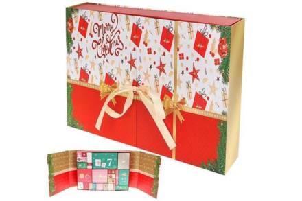 Εορταστικό Ημερολόγιο με 24 δώρα Beauty Advent Calendar
