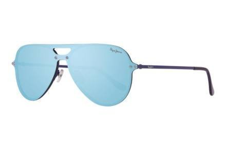 Pepe Jeans Unisex Γυαλιά Ηλίου με μεταλλικό Μπλε σκελετό