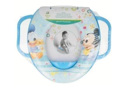 Mickey Mouse Παιδικό Βοηθητικό κάθισμα τουαλέτας με λαβές