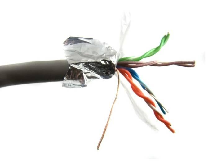 Καλώδιο Δικτύου CAT 5E - Aria Trade