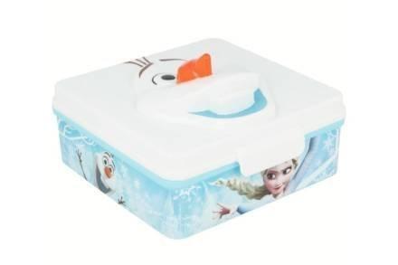 Παιδικό φαγητοδοχείο Frozen με καπάκι Olaf