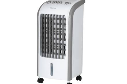 Homa Φορητό Air Cooler Κλιματιστικό Δαπέδου 75W χωρητικότητας 4Ltr με 3 ταχύτητες
