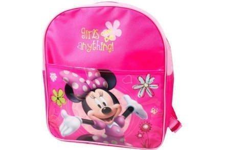 Παιδικό Σακίδιο τσάντα Πλάτης με φερμουάρ Minnie Mouse
