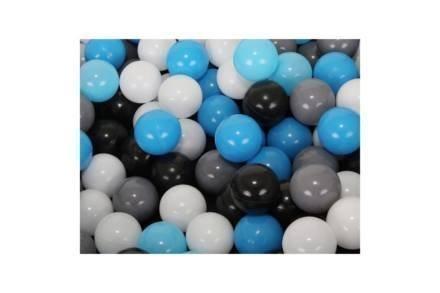 Σετ Χρωματιστά Μπαλάκια 200 τεμαχίων Παιδότοπου μεγέθους 5 cm για εσωτερικό και εξωτερικό χώρο - Aria Trade