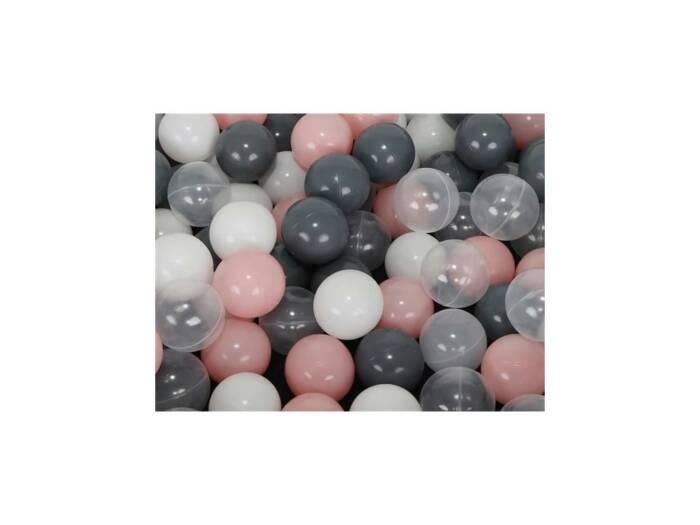 Σετ Χρωματιστά Μπαλάκια 200 τεμαχίων Παιδότοπου μεγέθους 7 cm για εσωτερικό και εξωτερικό χώρο - Aria Trade