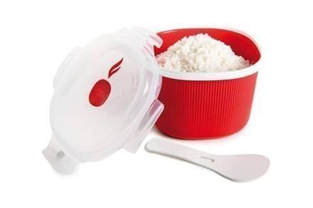 Σκεύος Παρασκευής Ρυζιού για φούρνο μικροκυμάτων