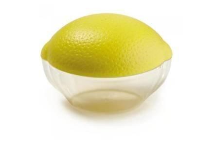 Δοχείο Αποθήκευσης με καπάκι ιδανικό για λεμόνι