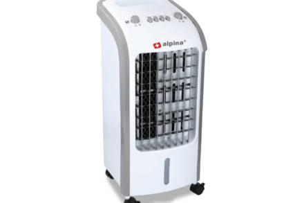 Alpina Air Cooler Φορητό Κλιματιστικό Δαπέδου 62W