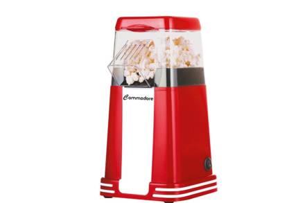Ρετρό Μηχανή Ποπ Κορν 1200W Pop Corn Machine