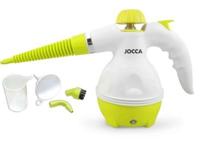 Jocca Ατμοκαθαριστής Χειρός 3Bar 1000W σε Λαχανί χρώμα
