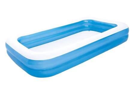 Bestway Φουσκωτή Πισίνα για Εξωτερικό Χώρο σε μπλε χρώμα με χωρητικότητα 850L