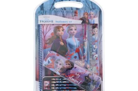 Disney Σετ Γραφική Ύλη 12 τεμαχίων με θέμα Frozen II - Disney