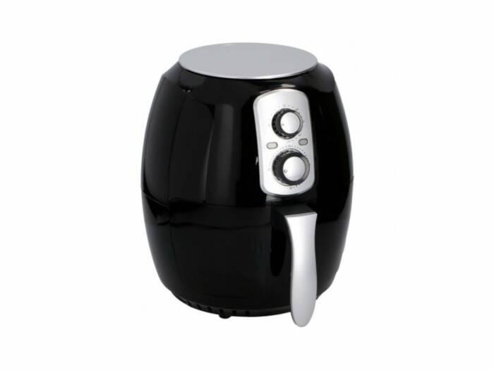 Cuisinier Deluxe Φριτέζα Αέρος 3.6L 1400W για Υγιεινό μαγείρεμα χωρίς ή με ελάχιστο λάδι