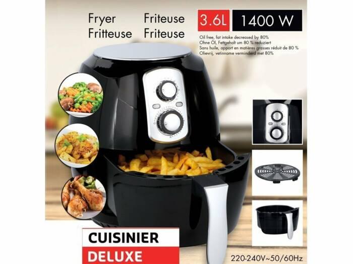 06864 - Cuisinier Deluxe