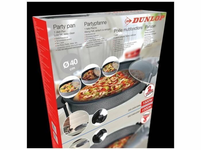 Party Pan - Dunlop