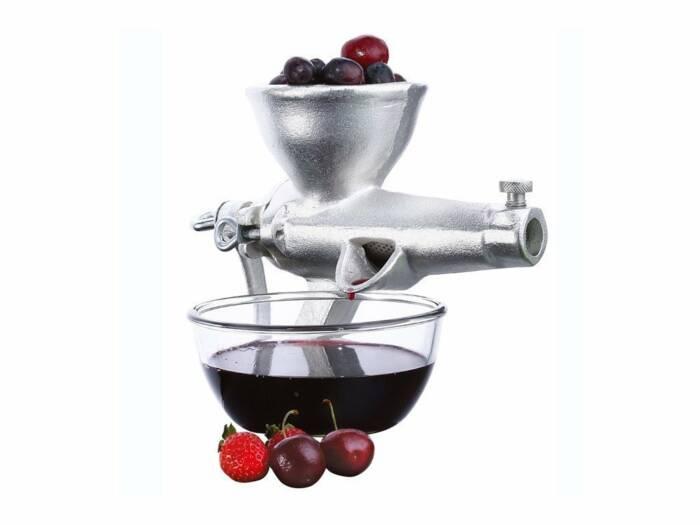 Blaumann Πρέσα Φρούτων και Λαχανικών Χειροκίνητος Αποχυμωτής 2 σε 1 από Μαντέμι