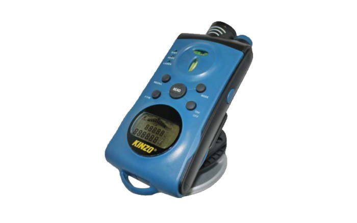 Όργανο μέτρησης απόστασης με υπερήχους - Ultrasonic Distance Measurer
