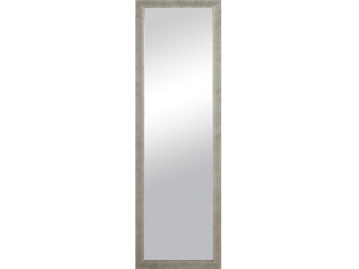 Μακρόστενος Διακοσμητικός Καθρέφτης με σκαλιστό σχέδιο