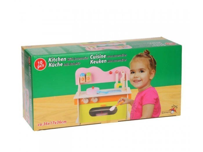 86314 - Marionette wooden toys