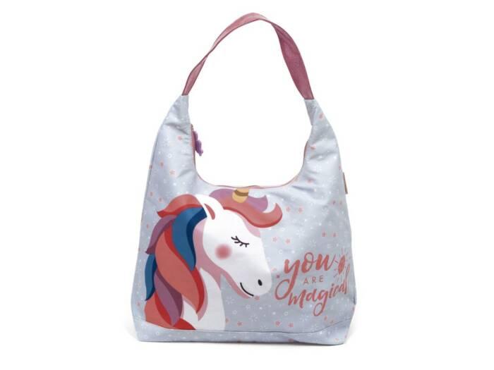 Παιδική Τσάντα ώμου με θέμα Μονόκερος