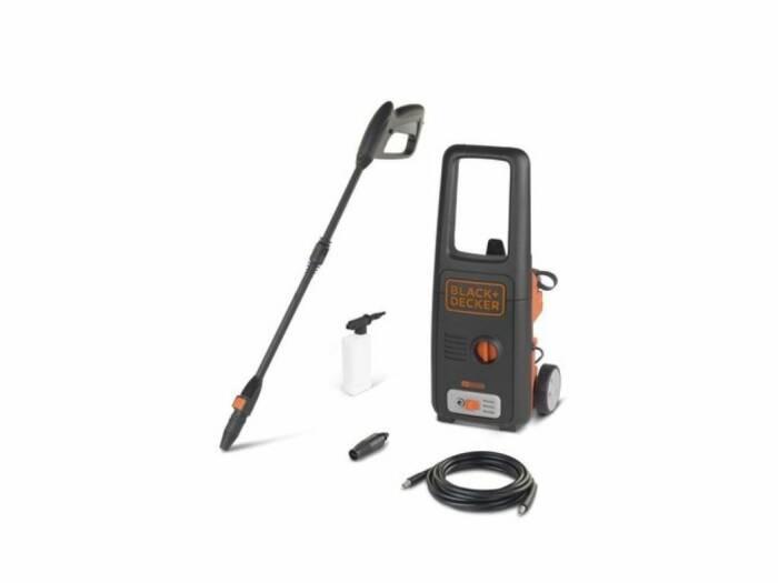 Black & Decker Πιεστικό Μηχάνημα υψηλής πίεσης 110 bar 1400W