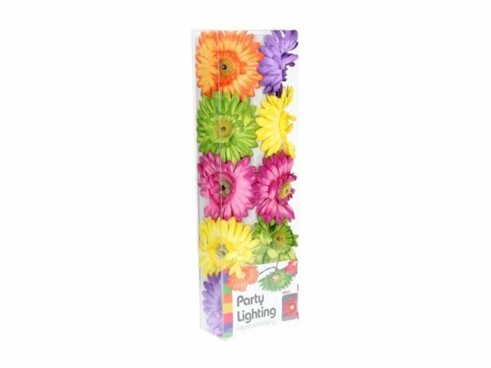 5m Καλώδιο σε σχέδιο Λουλουδιών - Party Lighting