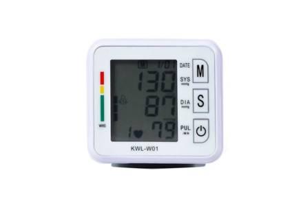 Ηλεκτρικό Πιεσόμετρο Καρπού Περικάρπιο με ψηφιακή οθόνη LCD