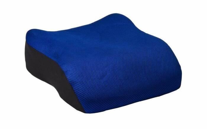 Βοηθητικό κάθισμα για παιδιά ηλικίας από 3 έως 12 ετών και βάρους από 15 έως 36kg σε Μπλε ανοιχτό χρώμα