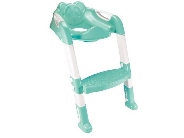 Εκπαιδευτικό Παιδικό Κάθισμα Τουαλέτας με σκαλοπάτι μεγίστου βάρους 30Kg