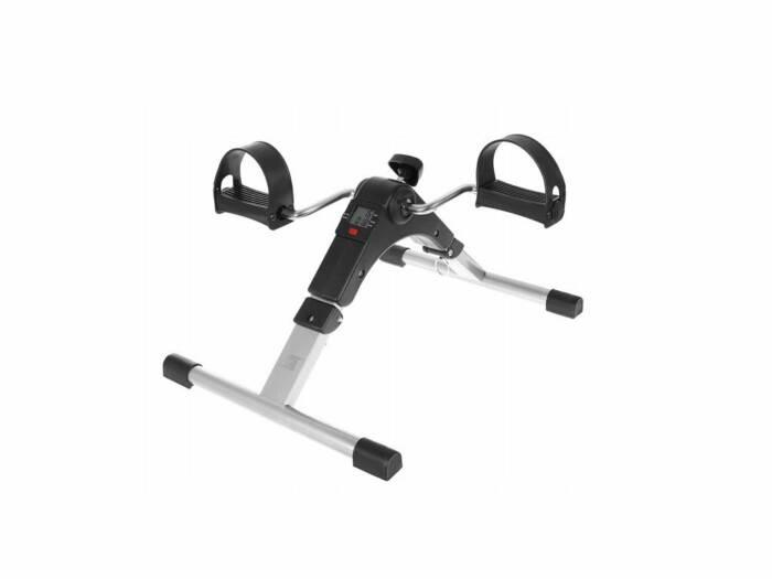 Στατικό Πτυσσόμενο Ποδήλατο Γυμναστικής Πεταλιέρα με Ρυθμιζόμενη ένταση