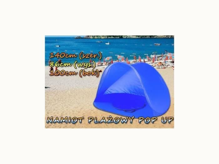 πτυσσόμενη σε μπλε χρώμα διαστάσεων 140x100x86cm - Aria Trade